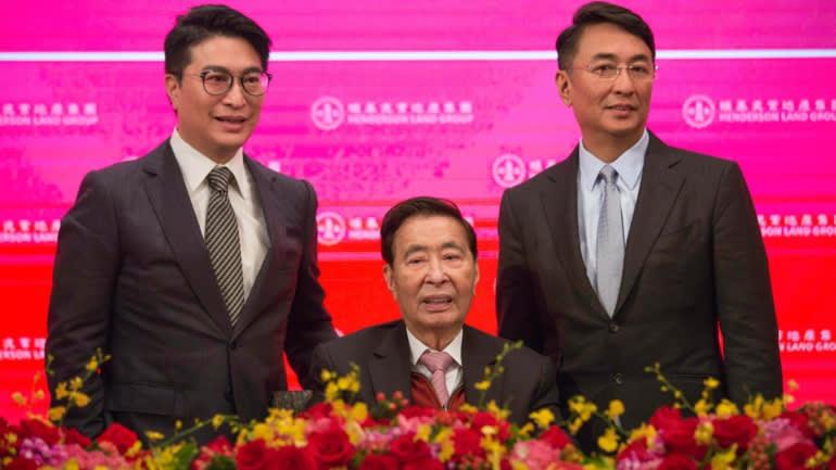 Chân dung đại gia bất động sản soán ngôi giàu nhất Hong Kong của tỷ phú Lý Gia Thành-1