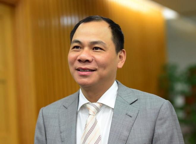 Một tỷ phú USD Việt bay khỏi BXH của Forbes-1
