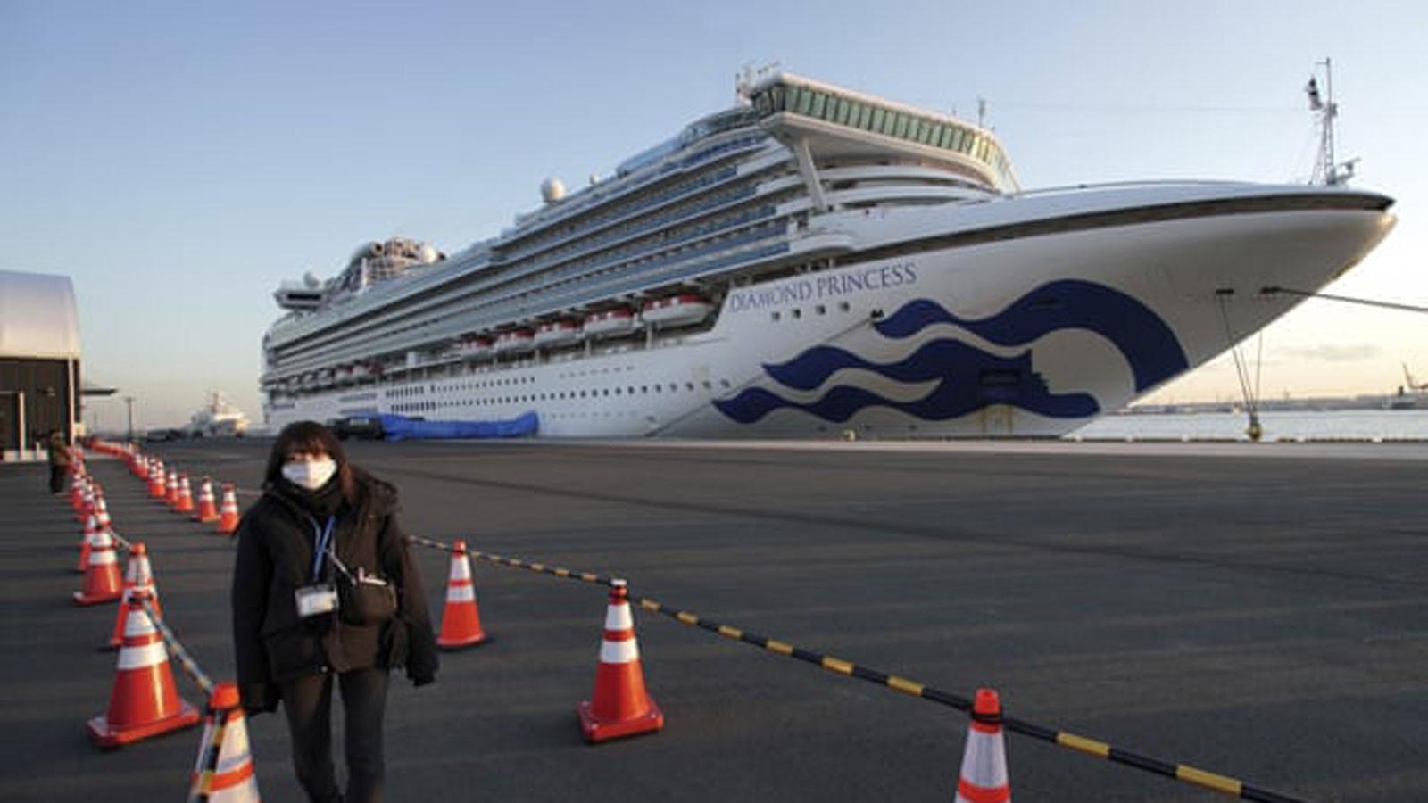 Nội bất xuất, ngoại bất nhập, hàng trăm hành khách trên tàu Diamond Princess được tặng iPhone để theo dõi Covid-19-1