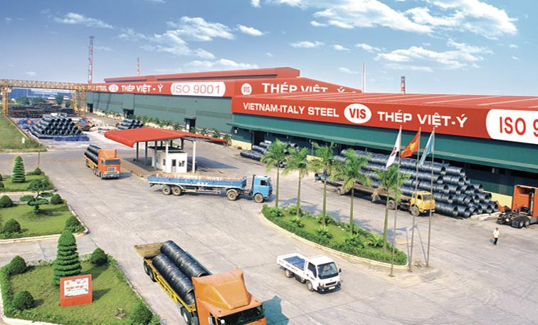 Công ty cổ phần Thép Việt – Ý bị xử phạt 140 triệu đồng-1