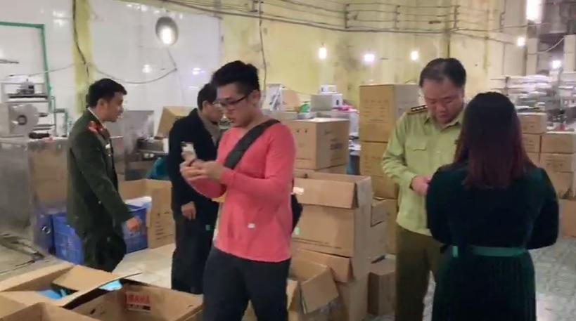 Chủ cơ sở sản xuất khẩu trang bằng giấy vệ sinh: Do nghỉ Tết không có vật tư-1