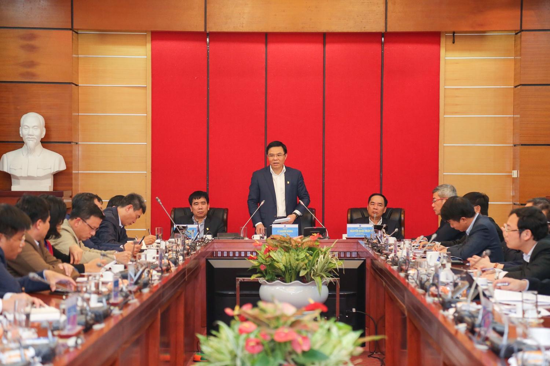 Tập đoàn Dầu khí Việt Nam quyết tâm hoàn thành các nhiệm vụ năm 2020-1