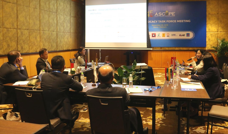 ASCOPE: Thúc đẩy phát triển thị trường khí tự nhiên-2