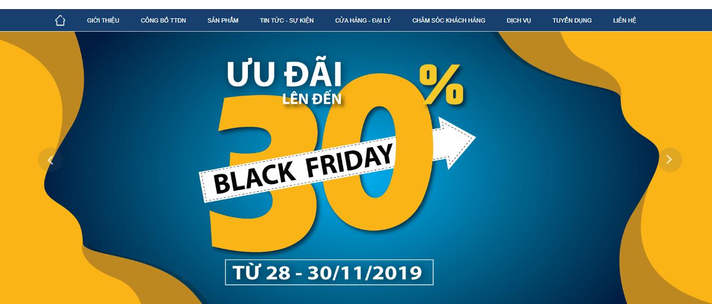Lần đầu tiên trong lịch sử vàng giảm giá tới 30% trong ngày Black Friday-1