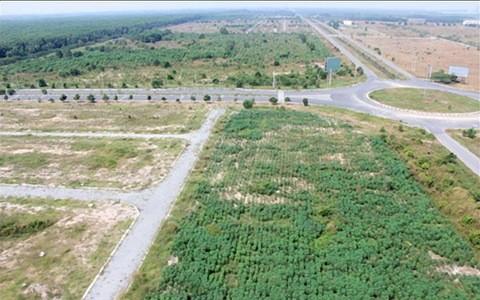 Điều chỉnh quy hoạch sử dụng đất tại 5 địa phương-1