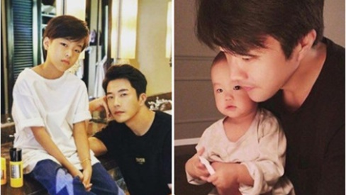 """Con trai Kwon-Sang-Woo khiến khán giả phát cuồng, ai ngờ là kết quả của cách dạy con đầy """"bất công"""""""