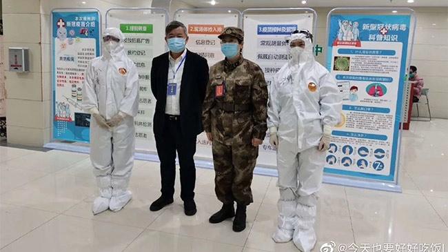 Người dân Vũ Hán chia sẻ trải nghiệm sau khi tiêm thử vắc xin ngừa Covid-19
