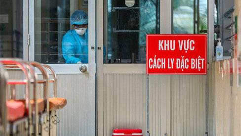 Bệnh nhân 116 là bác sĩ tuyến đầu tham gia chống dịch Covid-19 từ những ngày đầu tiên