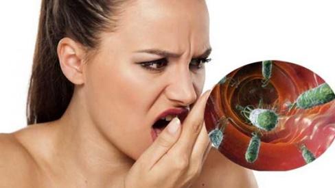 10 bài thuốc chữa hôi miệng