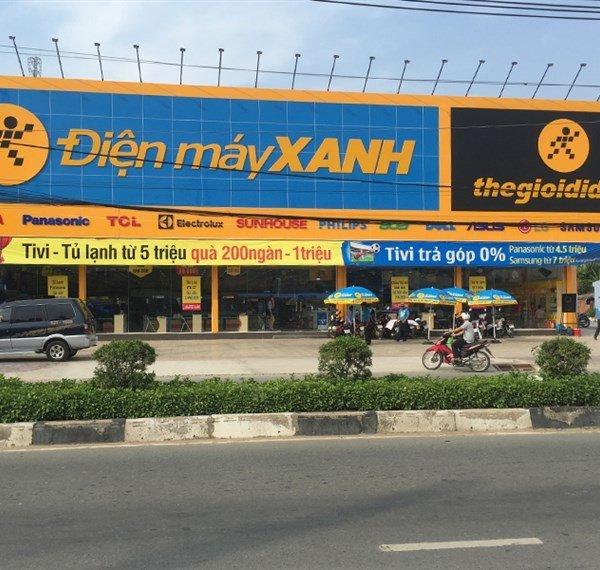 Hà Nội: Đóng cửa một số cửa hàng Thế Giới Di Động và Điện Máy Xanh