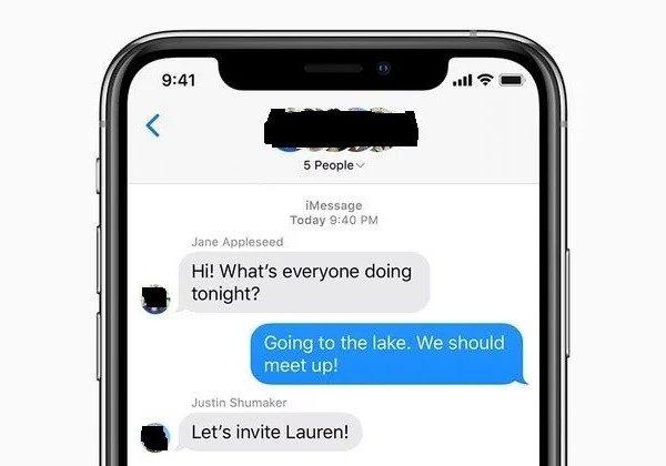 Apple thử nghiệm tính năng thu hồi tin nhắn trên iPhone