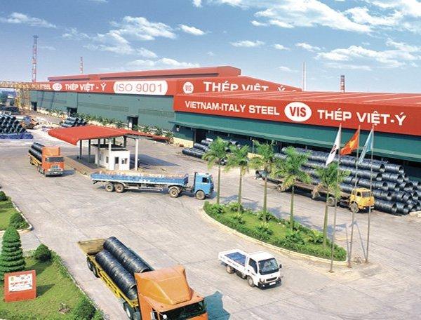 Công ty cổ phần Thép Việt – Ý bị xử phạt 140 triệu đồng
