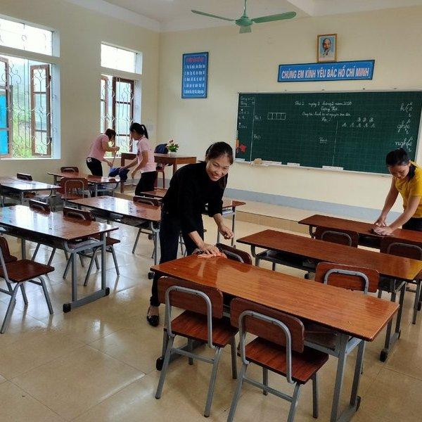 Học sinh các cấp tại Hà Tĩnh tiếp tục nghỉ học phòng Covid-19