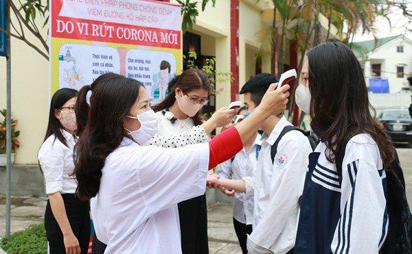 Diễn biến dịch Covid phức tạp, học sinh, sinh viên trên địa bàn Nghệ An nghỉ học