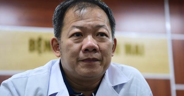 """Phó Giám đốc Bệnh viện Bạch Mai: """"Không thể áp dụng cách ly đối với nhân viên y tế như người thường được"""""""