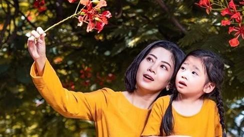 Bật khóc trước status cuối cùng Mai Phương dành cho con gái: Tình yêu của mẹ sẽ theo con đến suốt cuộc đời!