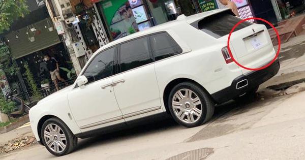 Rolls-Royce Cullinan mới nhất Việt Nam với nội thất độc bất ngờ xuất hiện tại Thái Nguyên, chi tiết biển số gây tò mò