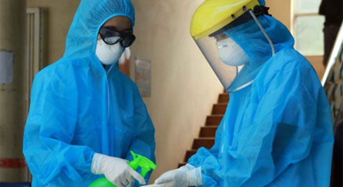 Người dân đã đến bệnh viện Bạch Mai chỉ cần làm 3 việc này để phòng chống dịch covid-19