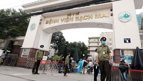 Công ty Trường Sinh không chỉ cung cấp dịch vụ cho Bệnh viện Bạch Mai