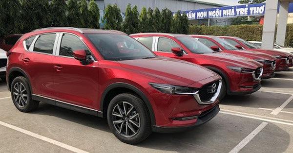 Người tiêu dùng bắt đầu ngán sedan, đổ xô mua SUV