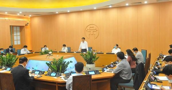 Hà Nội triển khai lấy mẫu test nhanh vi rút SARS-CoV-2 xung quanh bệnh viện Bạch Mai