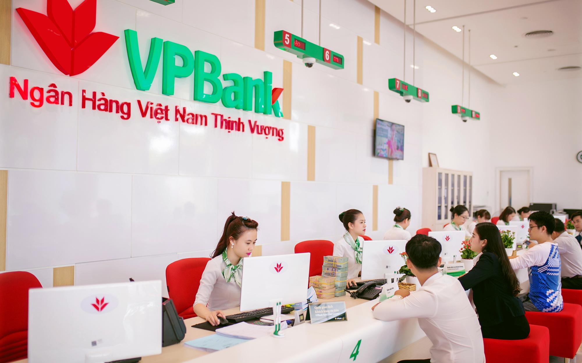 VPBank muốn mua cổ phiếu quỹ trong tháng 4/2020