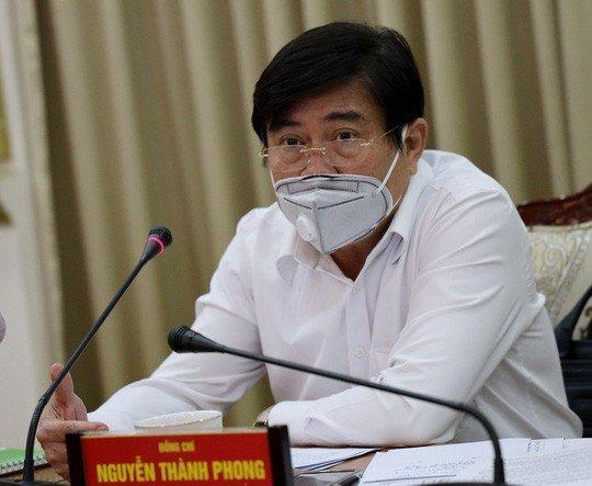 Nhìn từ ổ dịch bệnh viện Bạch Mai, lãnh đạo TP.HCM yêu cầu an toàn tuyệt đối cho nhân viên y tế