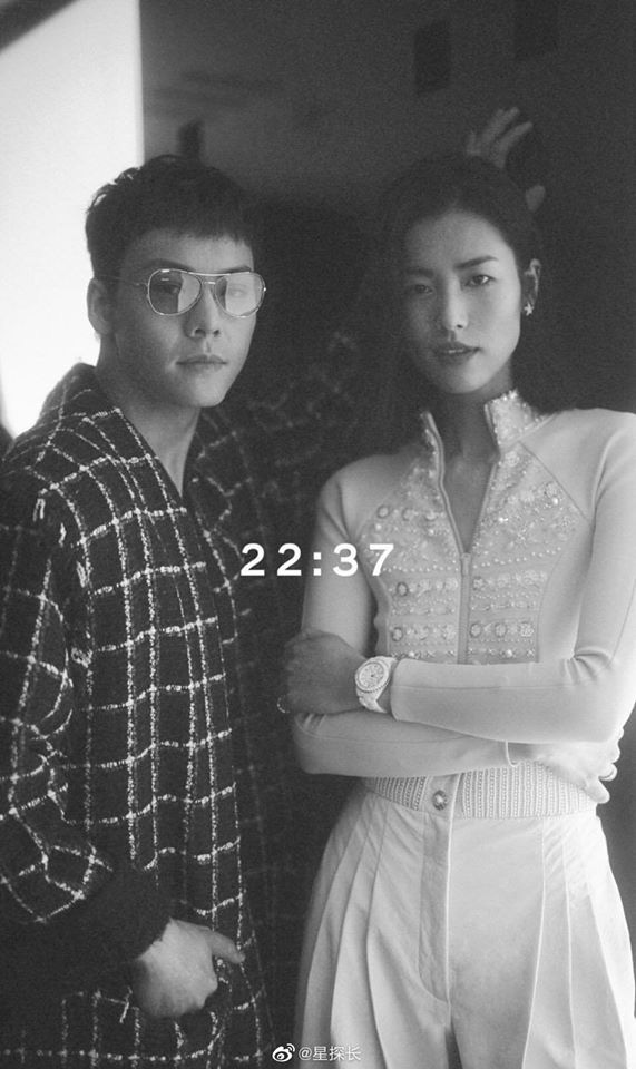 Rầm rộ tin Trần Vỹ Đình bị bắt quả tang hẹn hò Liu Wen, thêm cặp trai xinh gái đẹp không ai ngờ khiến Weibo dậy sóng-4
