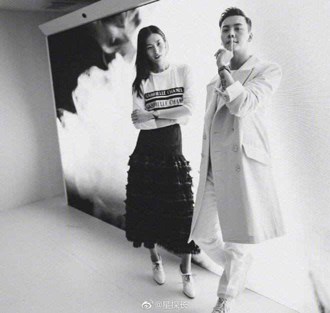 Rầm rộ tin Trần Vỹ Đình bị bắt quả tang hẹn hò Liu Wen, thêm cặp trai xinh gái đẹp không ai ngờ khiến Weibo dậy sóng-6