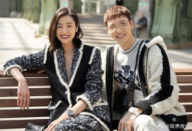 Rầm rộ tin Trần Vỹ Đình bị bắt quả tang hẹn hò Liu Wen, thêm cặp trai xinh gái đẹp không ai ngờ khiến Weibo dậy sóng-9