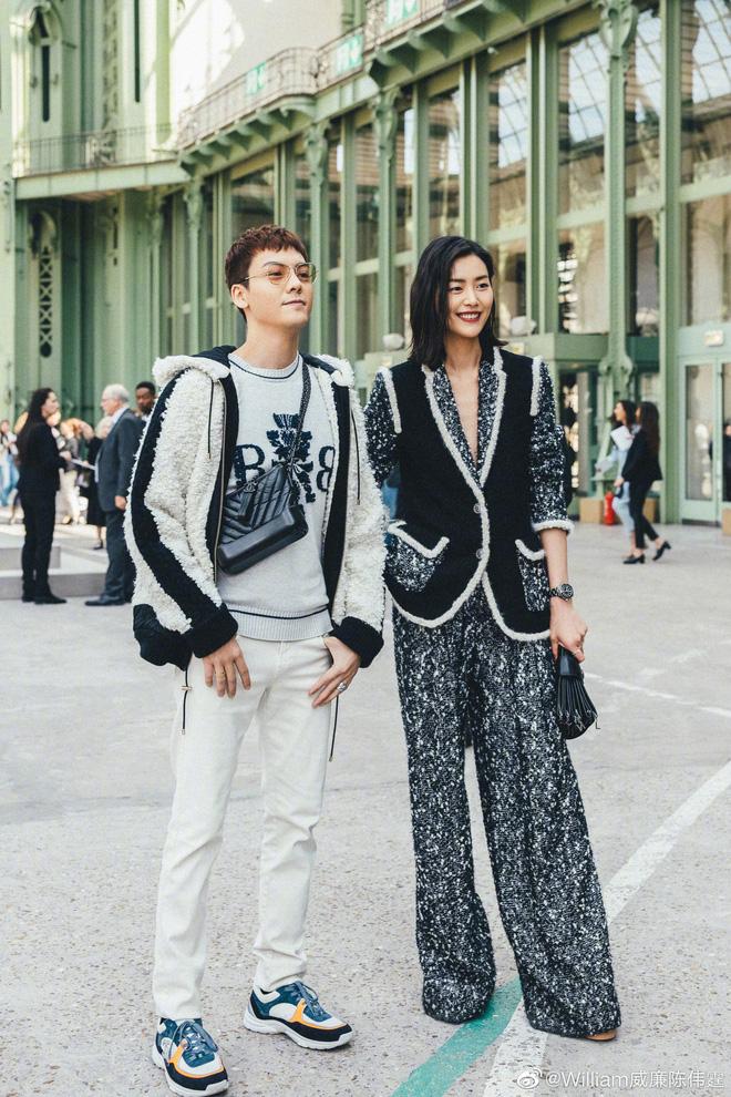 Rầm rộ tin Trần Vỹ Đình bị bắt quả tang hẹn hò Liu Wen, thêm cặp trai xinh gái đẹp không ai ngờ khiến Weibo dậy sóng-8