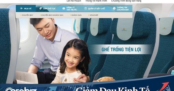 """Vừa thưa khách lại hạn chế bay, Vietnam Airlines tung luôn dịch vụ """"mua ghế trống"""" vừa để khách ngồi thoải mái, lại còn tạo khoảng cách an toàn trong dịch COVID-19"""