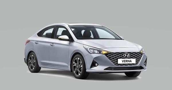 Sedan hạng trung Hyundai Verna chính thức ra mắt, giá chỉ chưa đến 300 triệu đồng