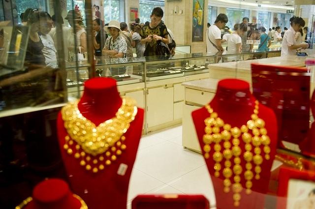Giá vàng hôm nay 31/3: Vàng vượt mốc 48 triệu đồng/lượng-1