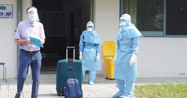 Thêm một bệnh nhân Covid-19 điều trị tại Huế được ra viện