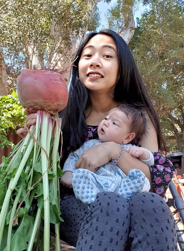 Mê vườn, người phụ nữ 8X chuyển từ thành phố về mảnh vườn rộng 2000m2 ở ngoại ô để tận hưởng hạnh phúc ngay và luôn-10