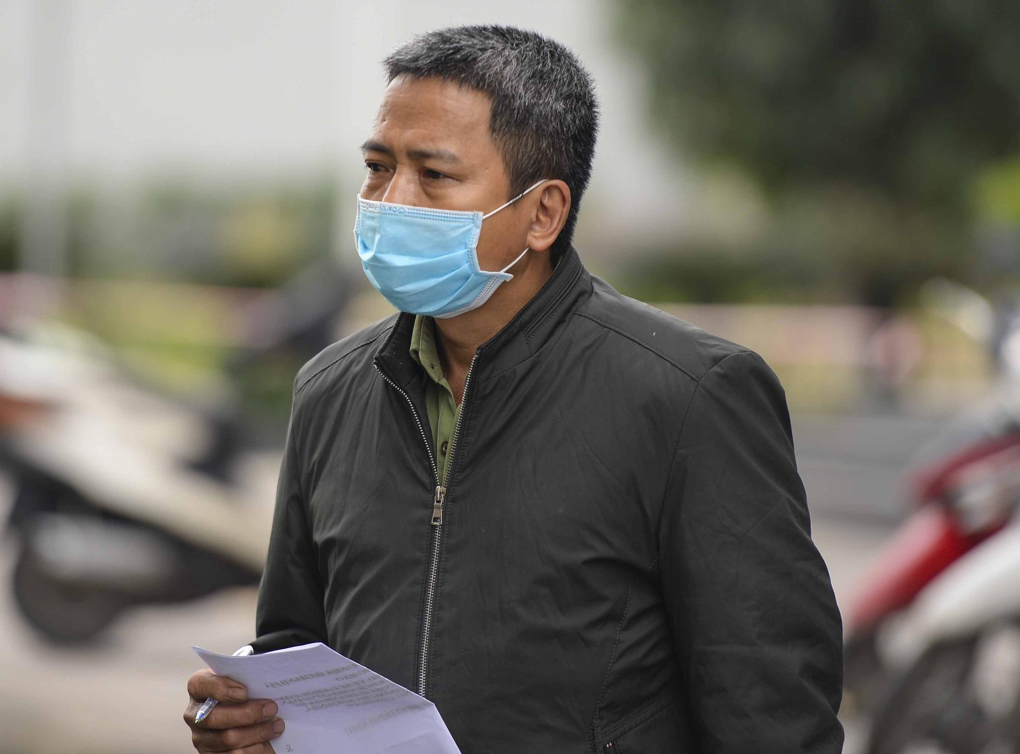 [Ảnh] Tiếp tế 350kg rau cho khu chung cư gần 1.000 dân cách ly ở Hà Nội-7