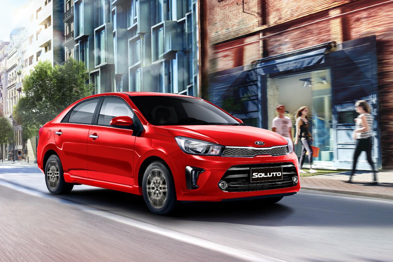 Kia Soluto AT Luxury ra mắt Việt Nam: Giá 499 triệu đồng, khuyến mại mạnh tay cho cả bản mới và cũ-1