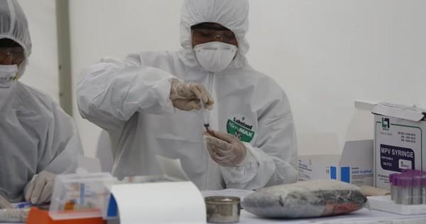 Ngày đầu tiên xét nghiệm nhanh SARS-CoV-2: Hà Nội phát hiện 3 trường hợp dương tính