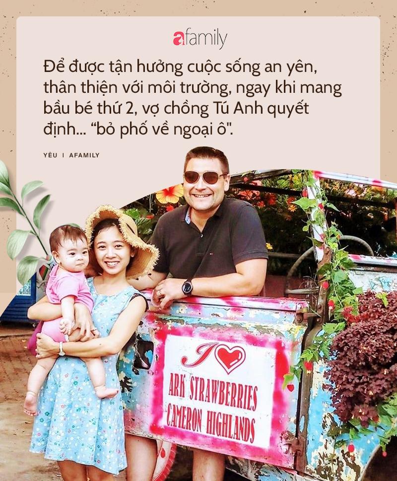 Chẳng đợi già mới về vườn, mẹ bỉm sữa Việt mua 2000m2 đất ngoại ô nước Úc đổ mồ hôi trồng rau nuôi gà, tận hưởng hạnh phúc ngay và luôn-1