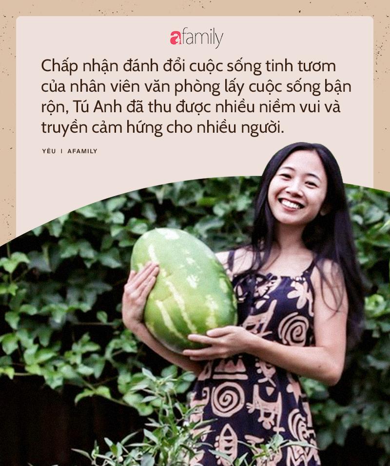 Chẳng đợi già mới về vườn, mẹ bỉm sữa Việt mua 2000m2 đất ngoại ô nước Úc đổ mồ hôi trồng rau nuôi gà, tận hưởng hạnh phúc ngay và luôn-11