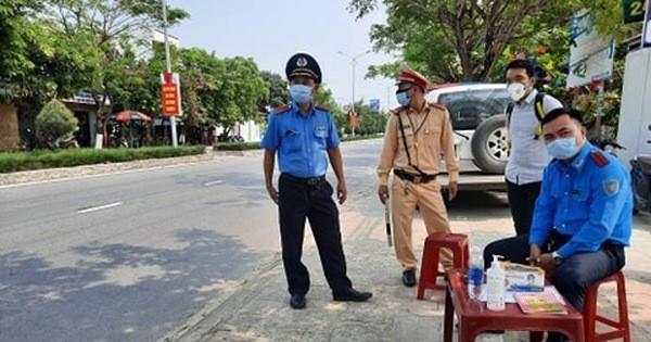 Quảng Nam thành lập 08 chốt kiểm soát phòng chống dịch bệnh Covid-19