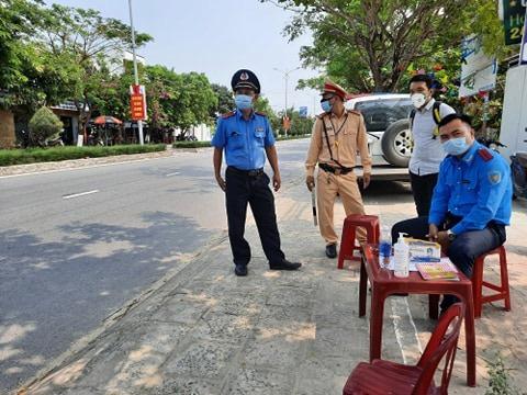 Quảng Nam thành lập 08 chốt kiểm soát phòng chống dịch bệnh Covid-19-1