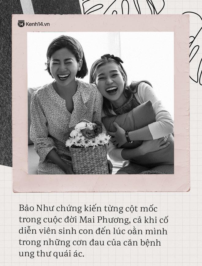 Có 2 người bạn tri kỷ luôn ở bên cố diễn viên Mai Phương lúc đau đớn, tràn lệ vì bệnh tật cho đến khi nhắm mắt xuôi tay-3