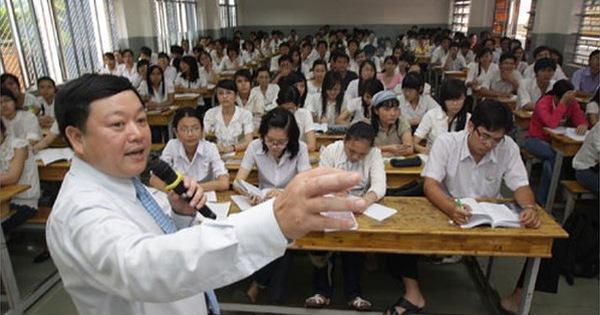 Kế hoạch thực hiện Khung trình độ quốc gia trình độ giáo dục đại học, giai đoạn 2020-2025
