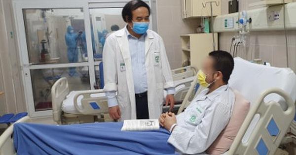Nhiều bệnh nhân nặng được bác sĩ Bạch Mai cứu sống nhờ nhập viện trước giờ phong tỏa