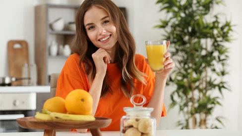 Nước cam không chỉ giàu dinh dưỡng mà còn có lợi cho sức khỏe, giúp phòng ngừa nhiều bệnh