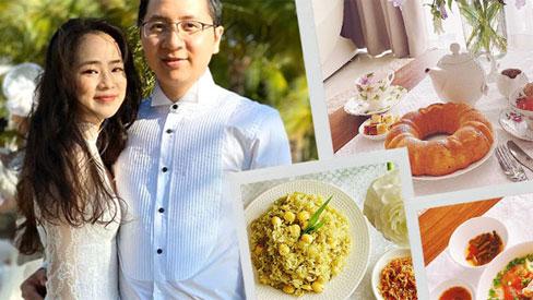 """Cô vợ CEO thành công với cuộc hôn nhân cả thập kỉ: Phụ nữ ở nhà là một trạng thái chia sẻ, đừng đặt nặng 2 chữ """"hi sinh"""""""