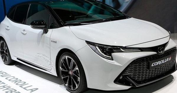 Hàng loạt xe Toyota bổ sung bản thể thao: Có thêm Corolla và C-HR