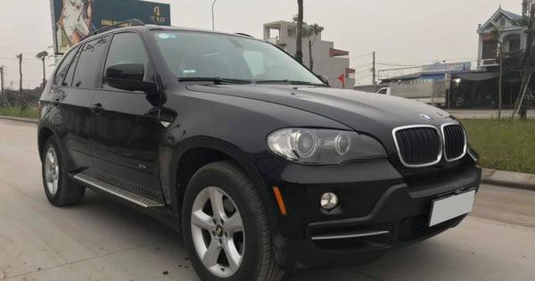 Chịu lỗ như chủ nhân BMW X5: Mua xe gần 3 tỷ, bán lại hơn 300 triệu đồng